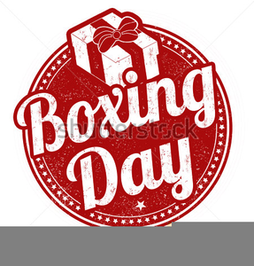 Boxing Day Clipart Free.