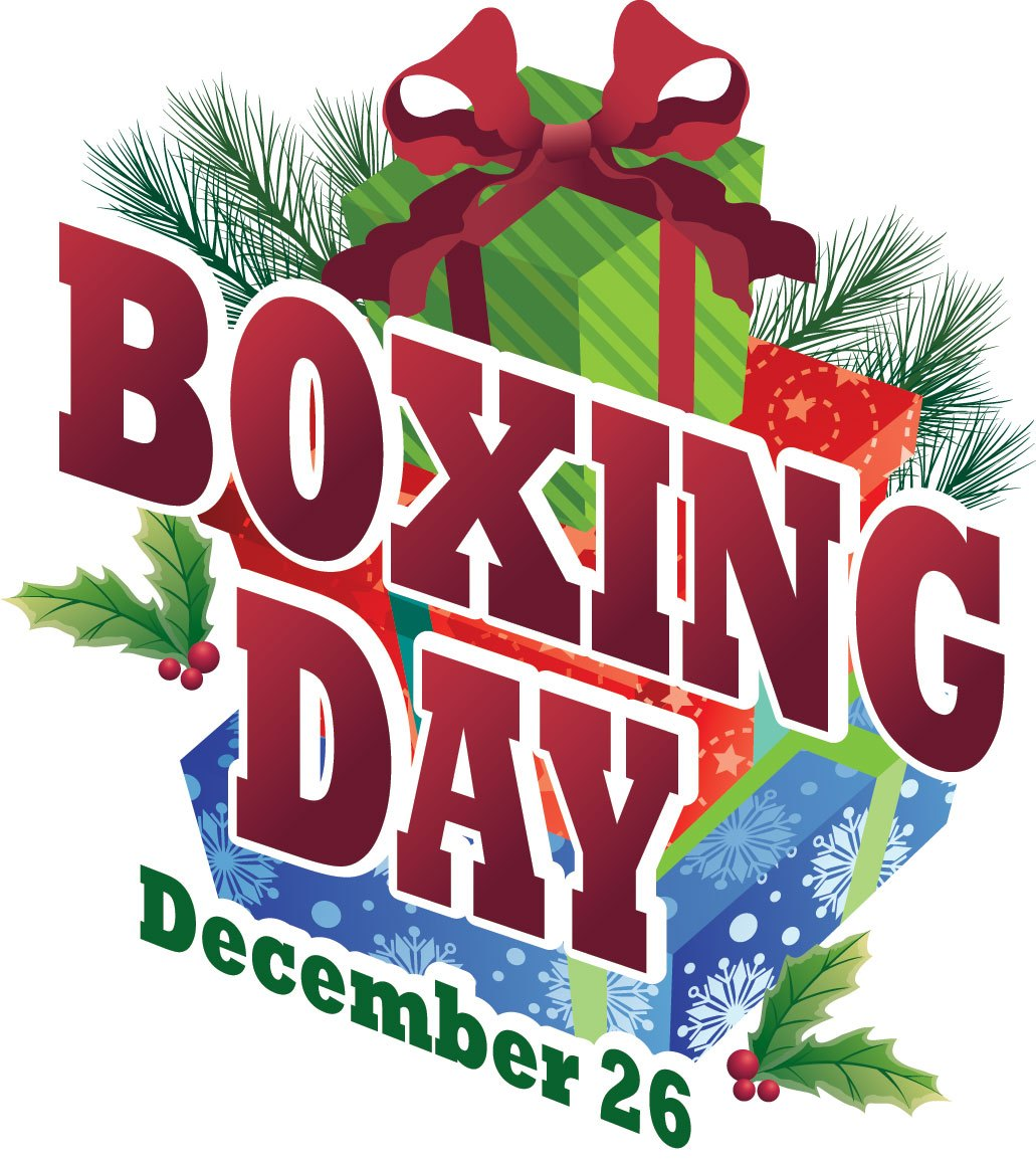 Boxing day clipart 6 » Clipart Portal.