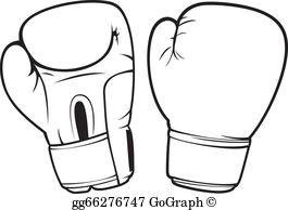 Boxing Gloves Clip Art.