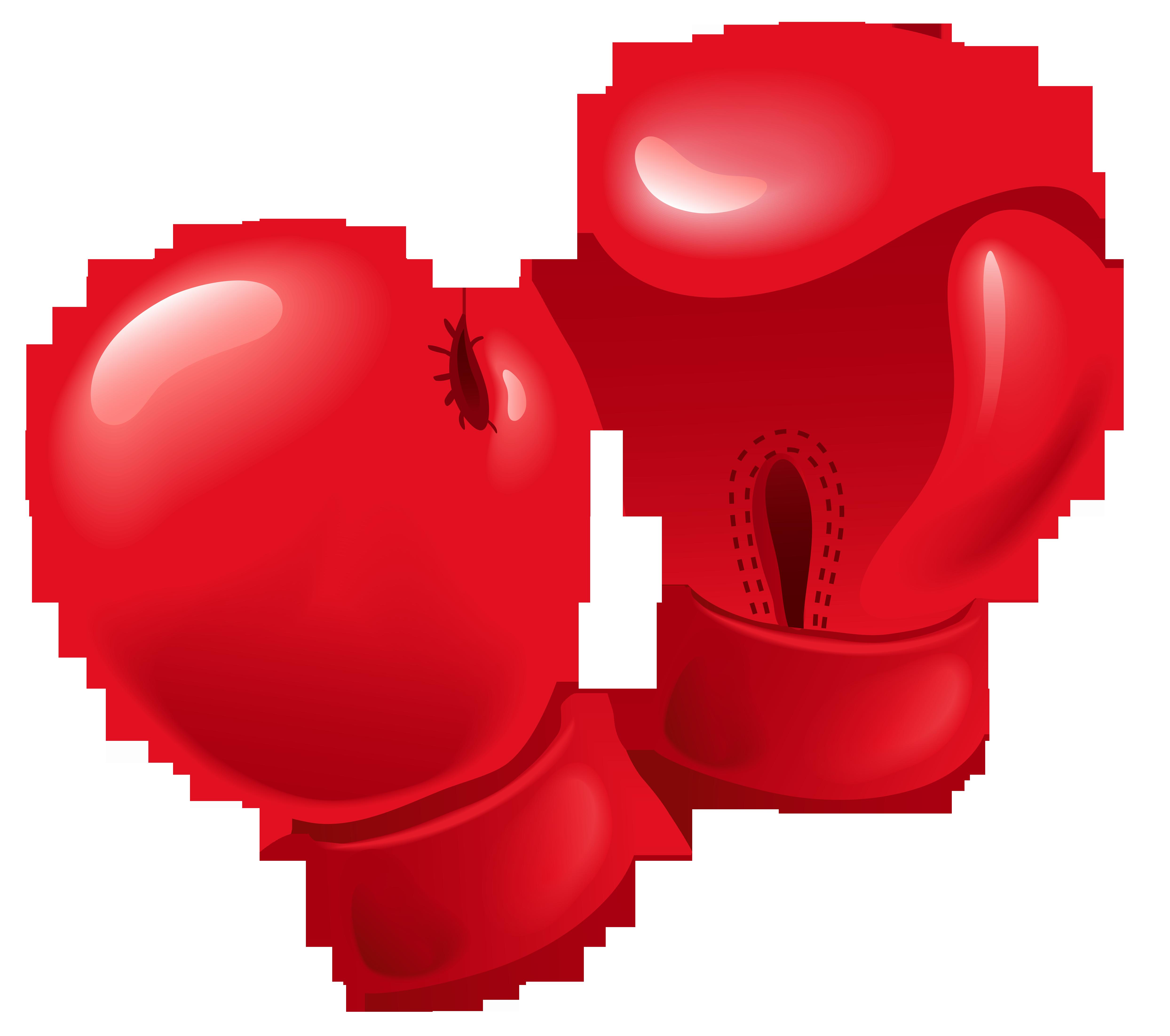 Boxing glove Clip art.