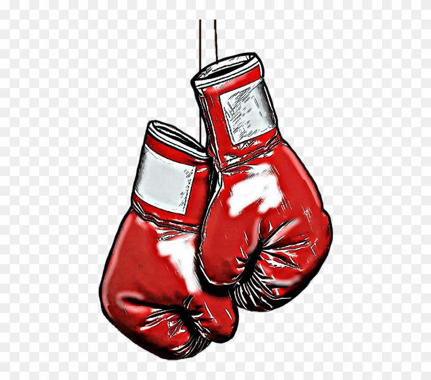 Boxing Glove Clipart (#855780).