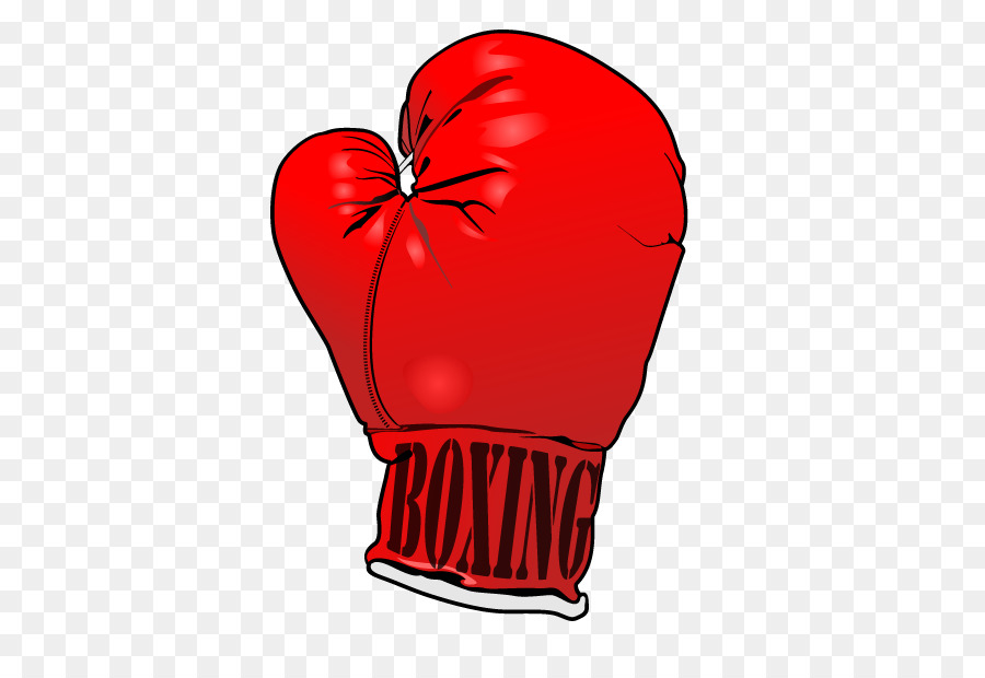 Boxing glove clipart 5 » Clipart Station.