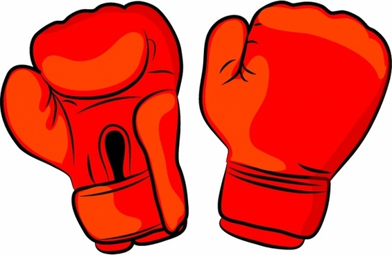 Free vector boxing gloves clip art free vector download.