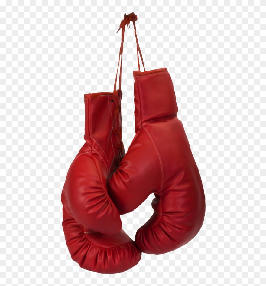 Red Boxing Gloves Png Clipart (#2088435).