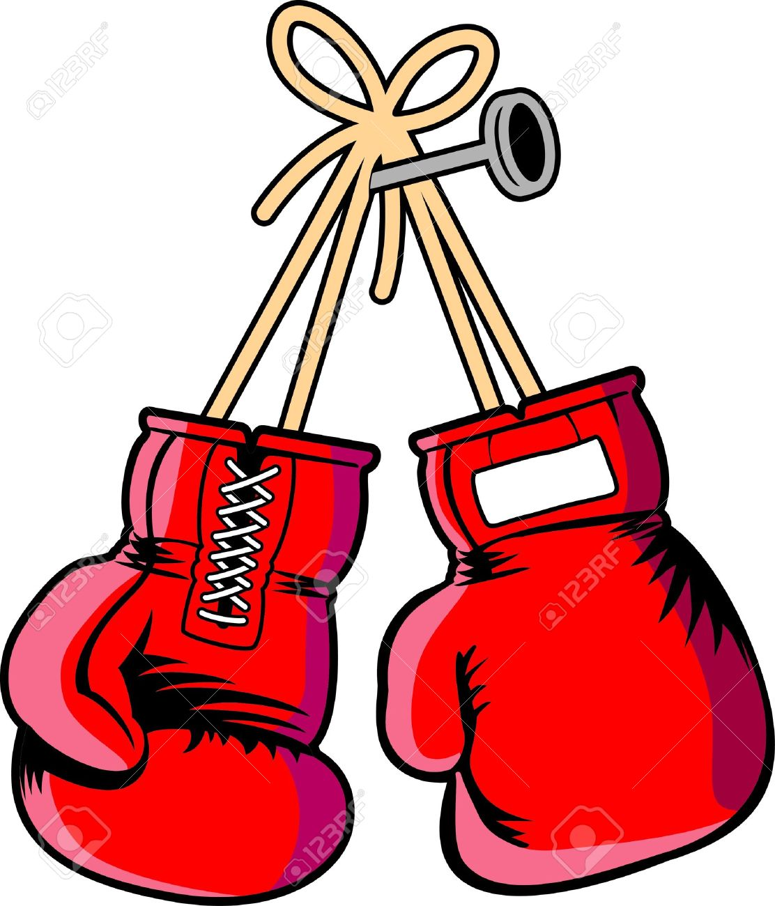 Boxing gloves clipart free 1 » Clipart Station.