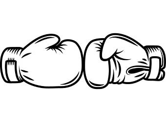 Boxing gloves clipart 10 » Clipart Station.