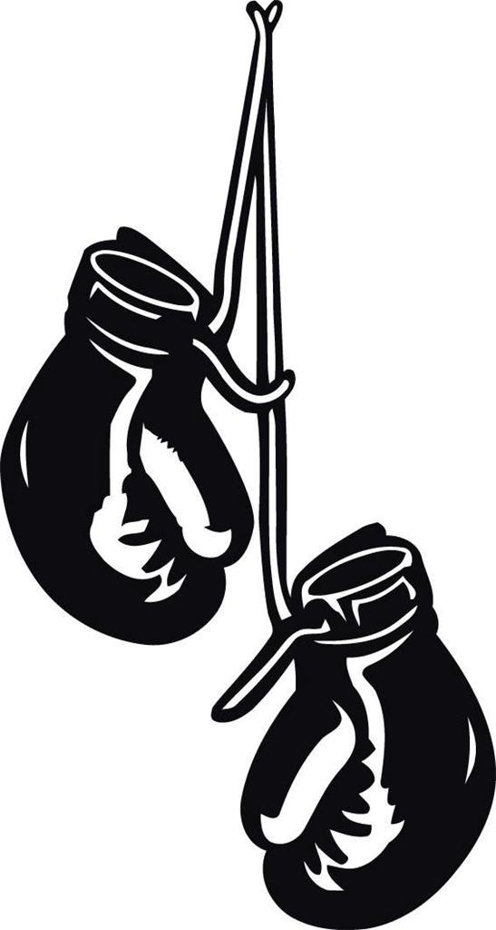 55+ Boxing Glove Clip Art.