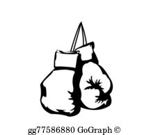 Boxing Gloves Clip Art.