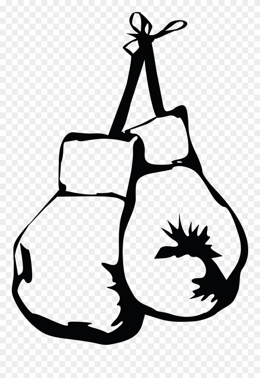 Boxing Glove Gloves Transprent Png Free.