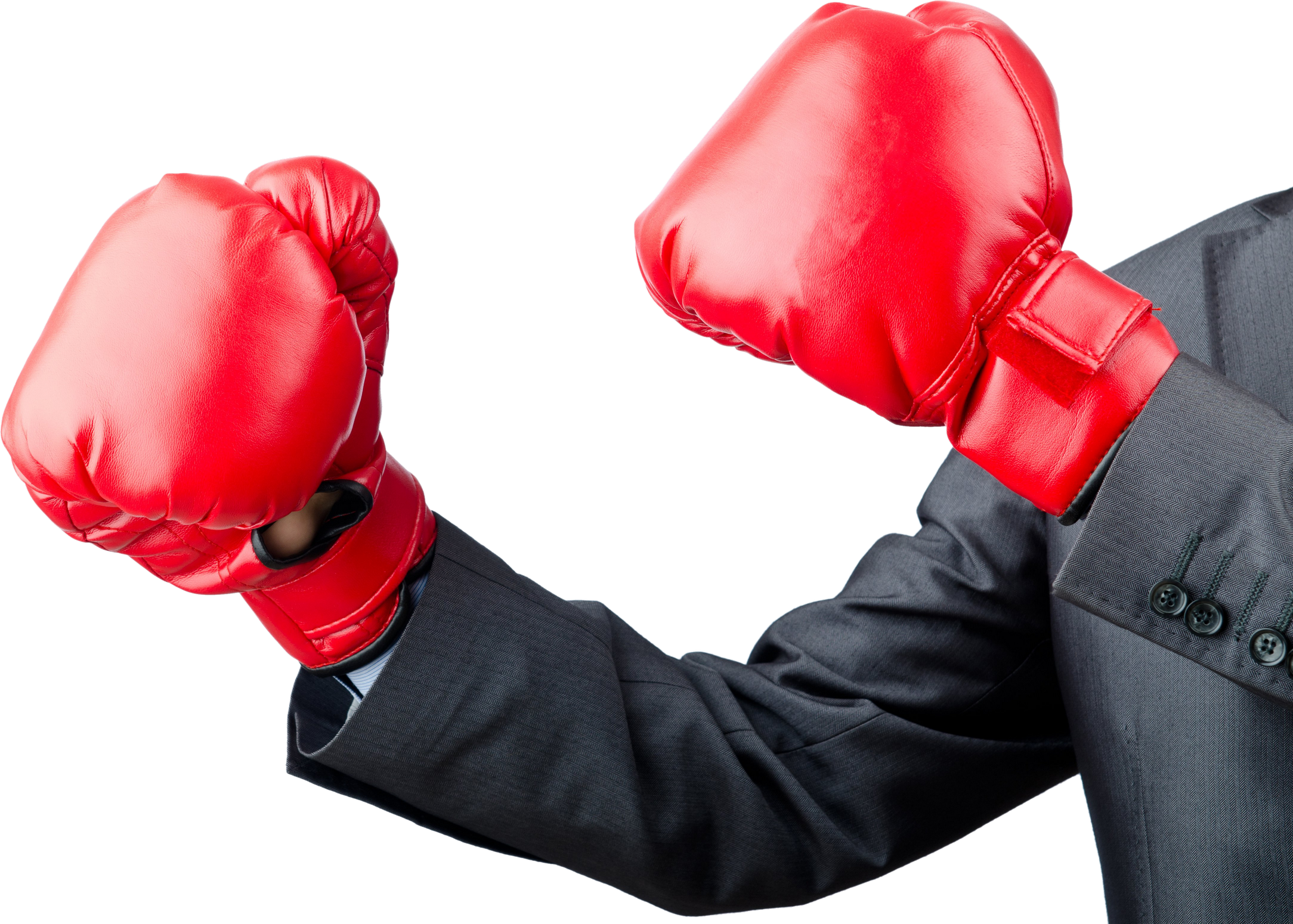 Boxing Glove PNG Image.