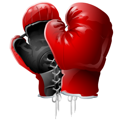 Download Boxing Gloves PNG Clipart.