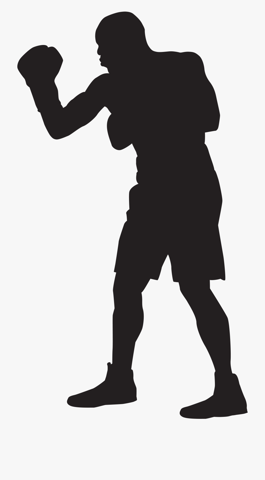 Boxing Clipart.