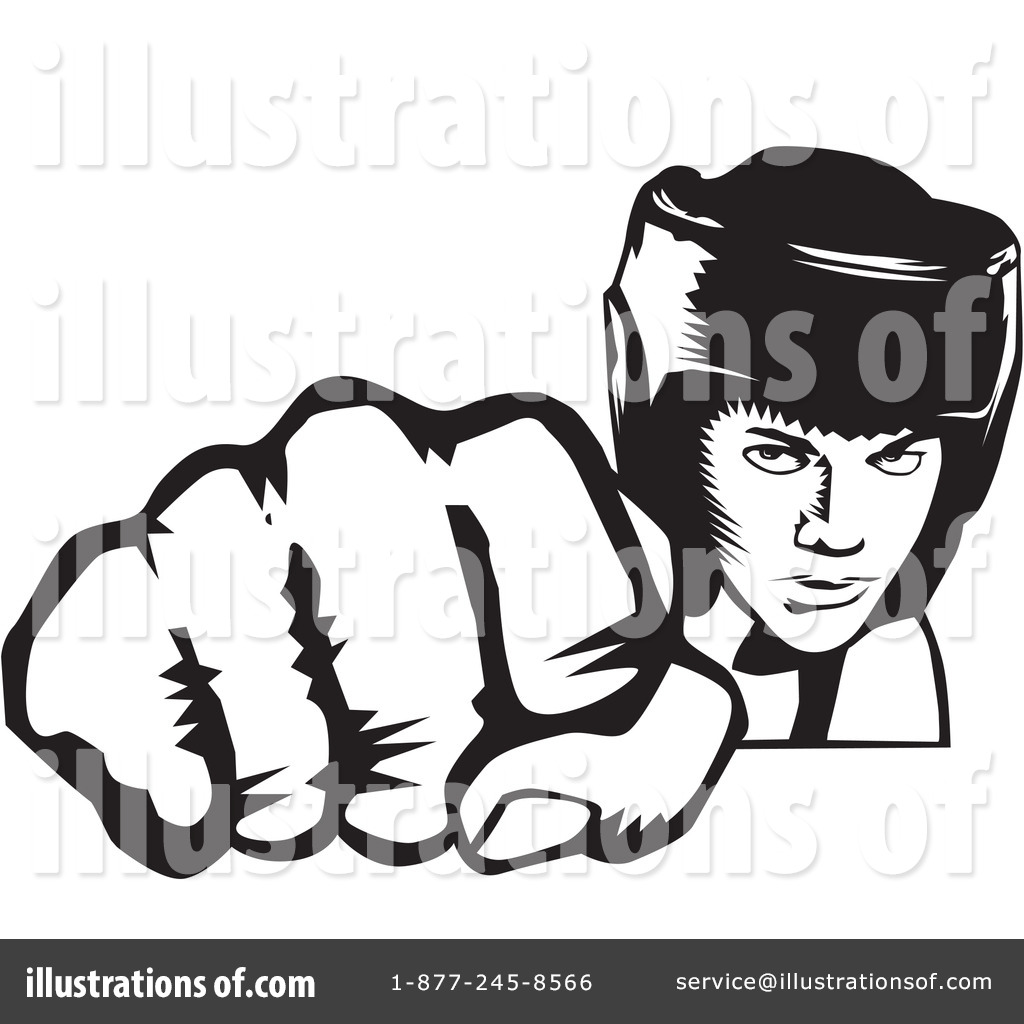 Boxing Clipart #31030.