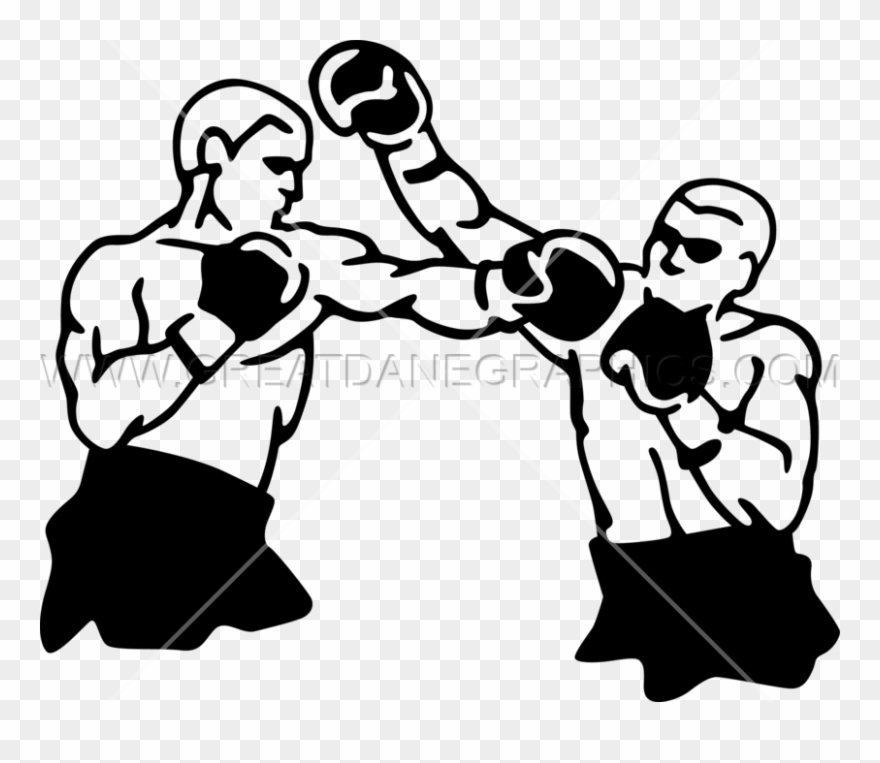 Clip Art Stock Boxer Clipart Boxing Punch.