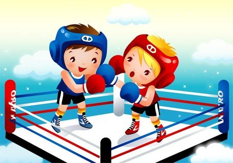 Boxing clipart 7 » Clipart Station.