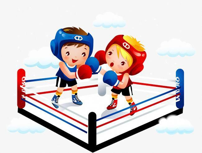 Boxing clipart teaching, Boxing teaching Transparent FREE.