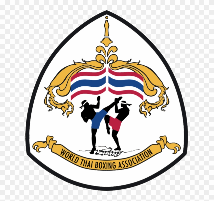 Thai Boxing Sticky Logo.