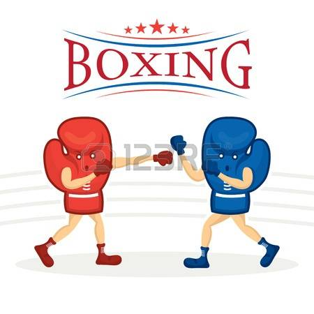 Boxing Game Stock Illustrations, Cliparts And Royalty Free Boxing.