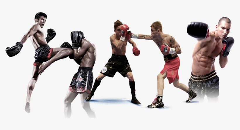 Kick Boxing Png PNG Image.