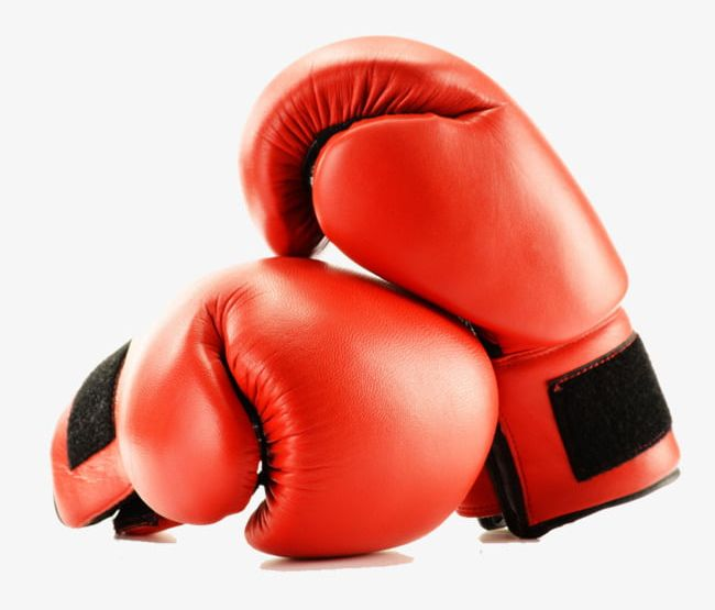 One Pair Of Boxing Gloves PNG, Clipart, Boxing, Boxing Clipart.