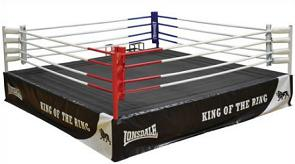 Free Boxing Rings Clipart.