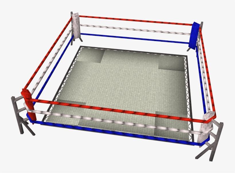 Boxing Ring Png.