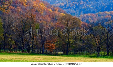 Ozark Mountains Stock Photos, Royalty.