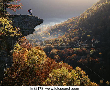 Pictures of whitaker point in upper buffalo river wilderness area.