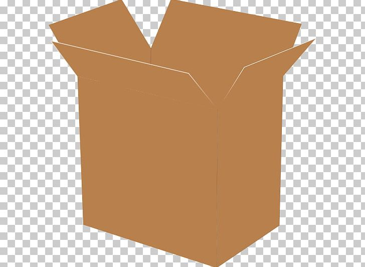 Cardboard Box Light Color PNG, Clipart, Angle, Box.
