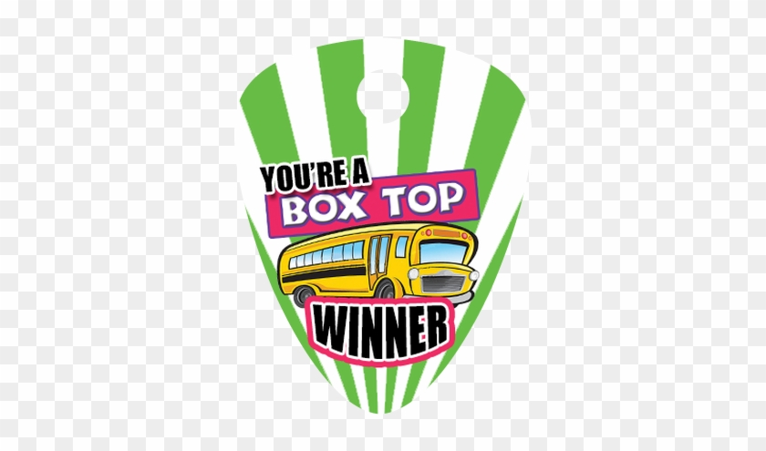 Box Top Winner.