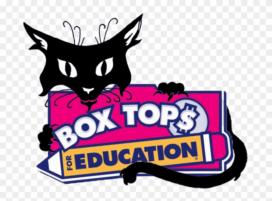 Vector Transparent Boxtops For Education Clipart.