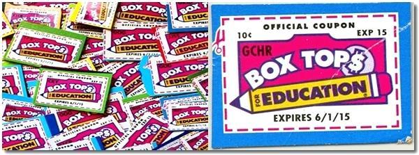 Box Tops Clipart Free.