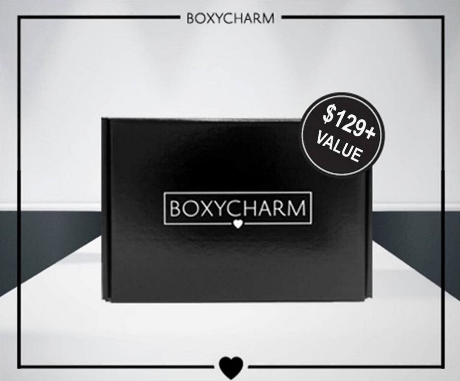 BoxyCharm September 2015 Spoiler #3!.