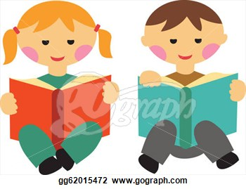 Boy And Girl Student Clipart.