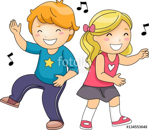 Kids Freeze Dance Music Notes