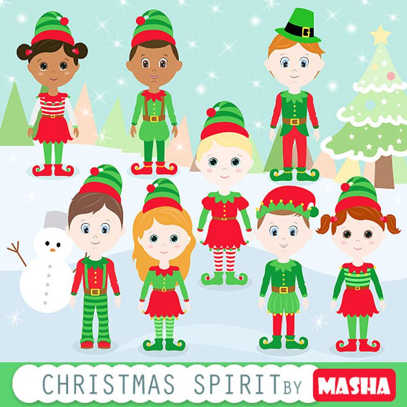 Christmas clipart: