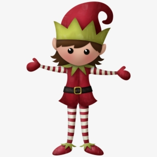 Free Christmas Girl Elf Clipart Cliparts, Silhouettes, Cartoons Free.
