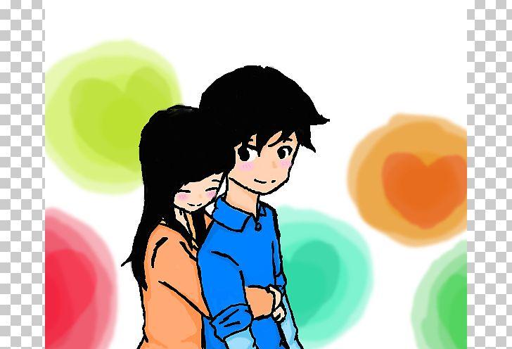 Hug Girl Boy Drawing PNG, Clipart, Black Hair, Boy, Boyfriend.