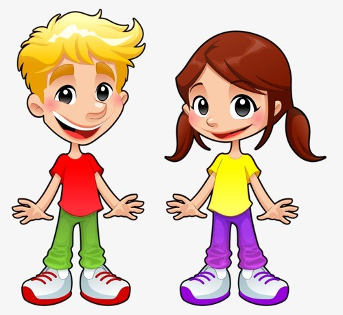 Boy and girl clipart png 1 » Clipart Portal.