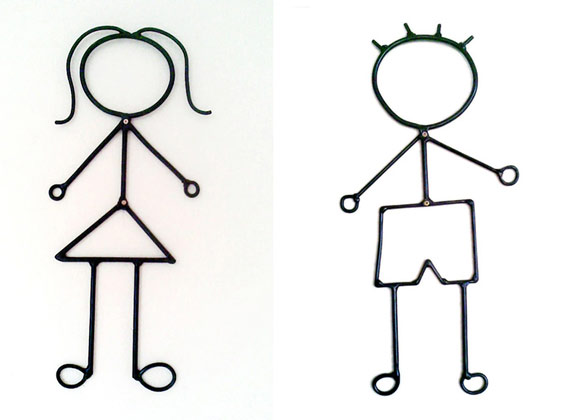 Free Girl Stick Figures, Download Free Clip Art, Free Clip.