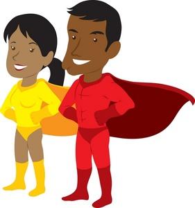 Free Women Superhero Cliparts, Download Free Clip Art, Free.