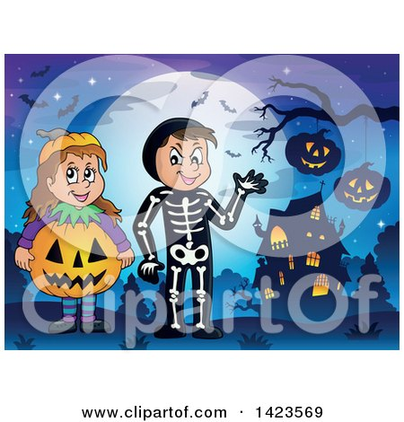 Royalty Free Halloween Illustrations by visekart Page 1.