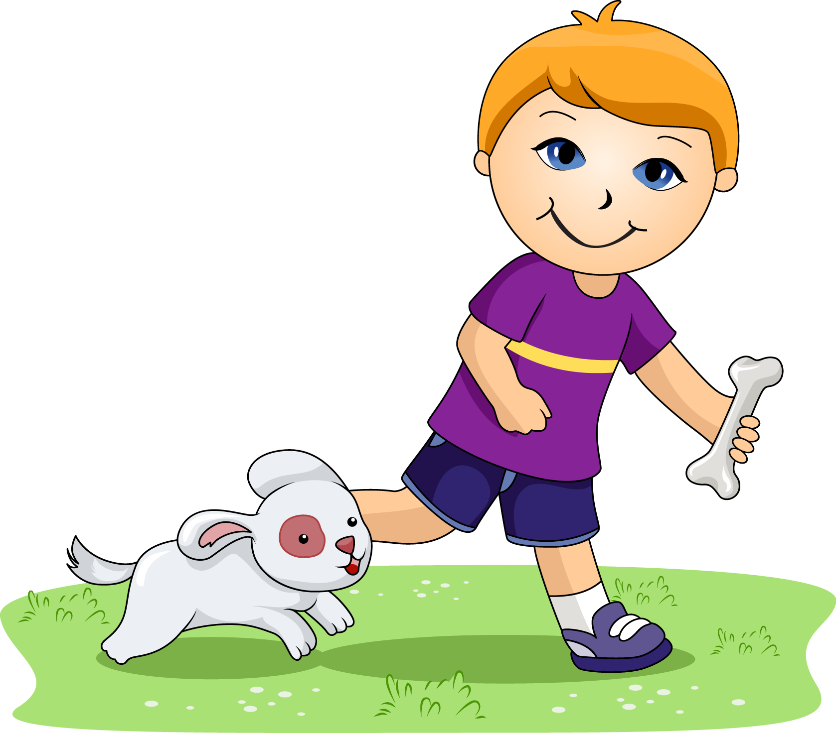 Library of boy with dog free png files ▻▻▻ Clipart Art 2019.
