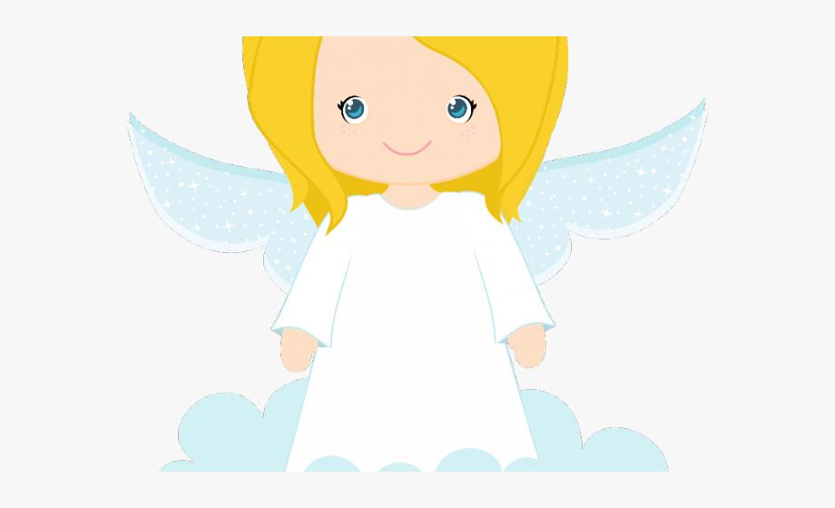 Angel Clipart Profile.