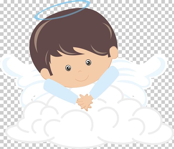 Baptism Angel First Communion Child, angel baby, angel on cloud.