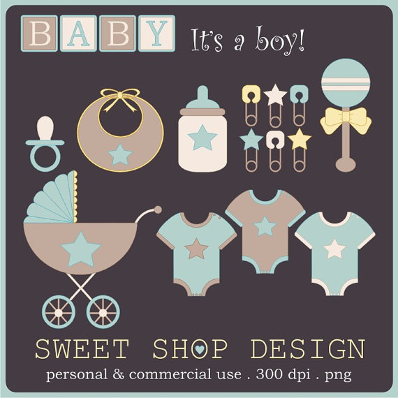 Boy Baby With Phone Free Clipart.