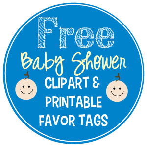 Baby Boy Shower Clip Art Free.