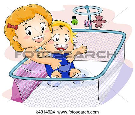 Babysitter Illustrations and Stock Art. 134 babysitter.