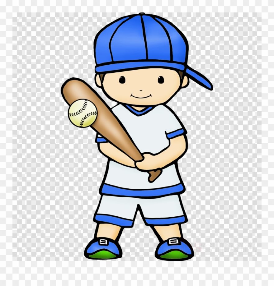 Boy Clipart Boy Baseball Clip Art.