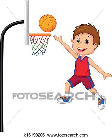 Boy basketball player clipart 2 » Clipart Portal.